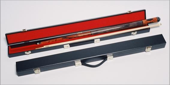 Suitcase 2 compartment economy black