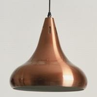 Clasic Billard Tisch Licht rot Kupfer  per stuk