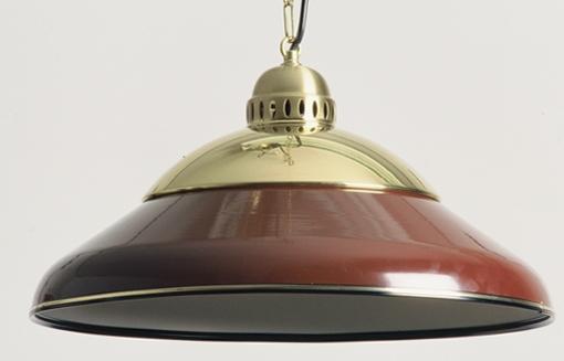 Billard Tisch Licht Rot 45cm  per stuk