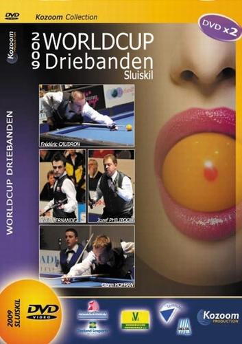 DVD Dutch cupfinale  3Cushions 2009