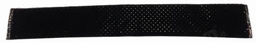 Grip krimp Geox IBS 32cm 12g perforated zwart - velours