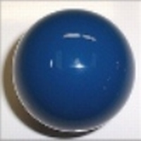 Bal blauw