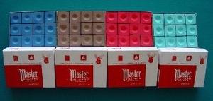 Master, 12 in box