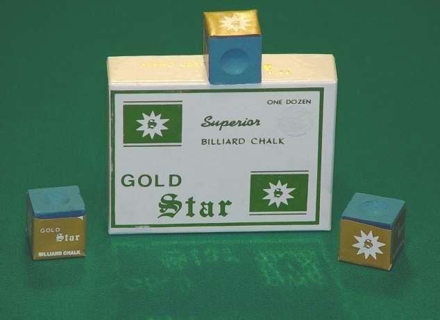 Gold Star , 12 in box  per stuk