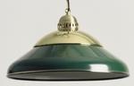 Lumière de Table de billard Vert 45 cm